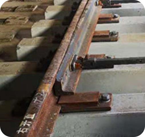 突破滑床板和可调护轨处轨距无法调整的问题